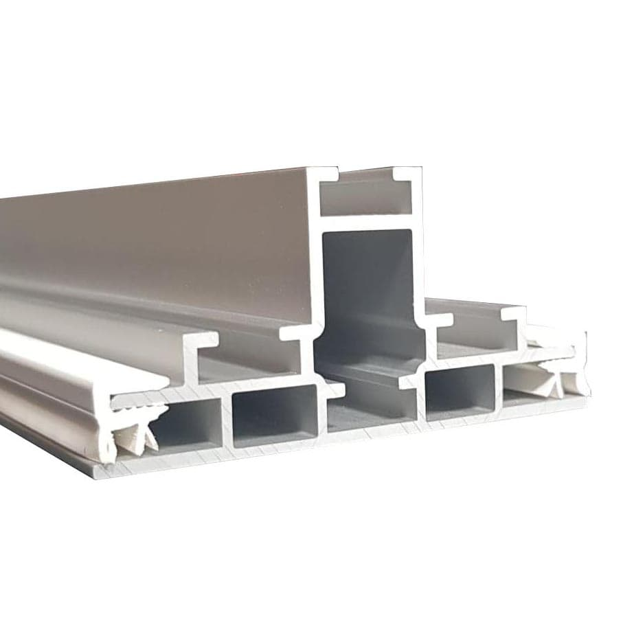 Nos Produits Profilé Clip Swal Asw 80 Profilé Aluminium