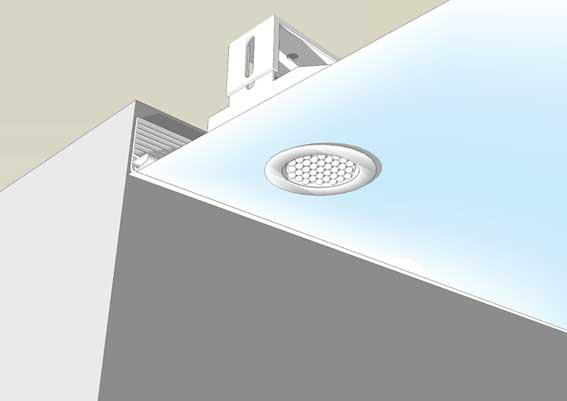 nos produits chaise de spot pour plafond tendu outils accessoires. Black Bedroom Furniture Sets. Home Design Ideas