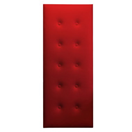 Prestige Padded Door<br>Red