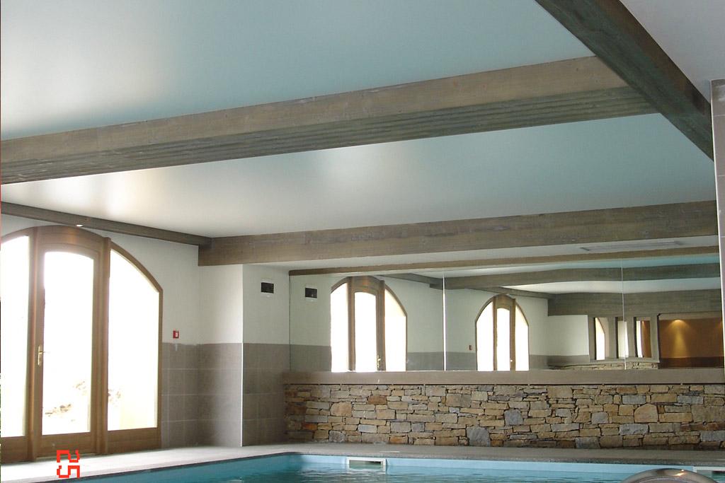 Descubra realizaciones de techo tensado y de tejido tensado - Busco arquitecto tecnico ...