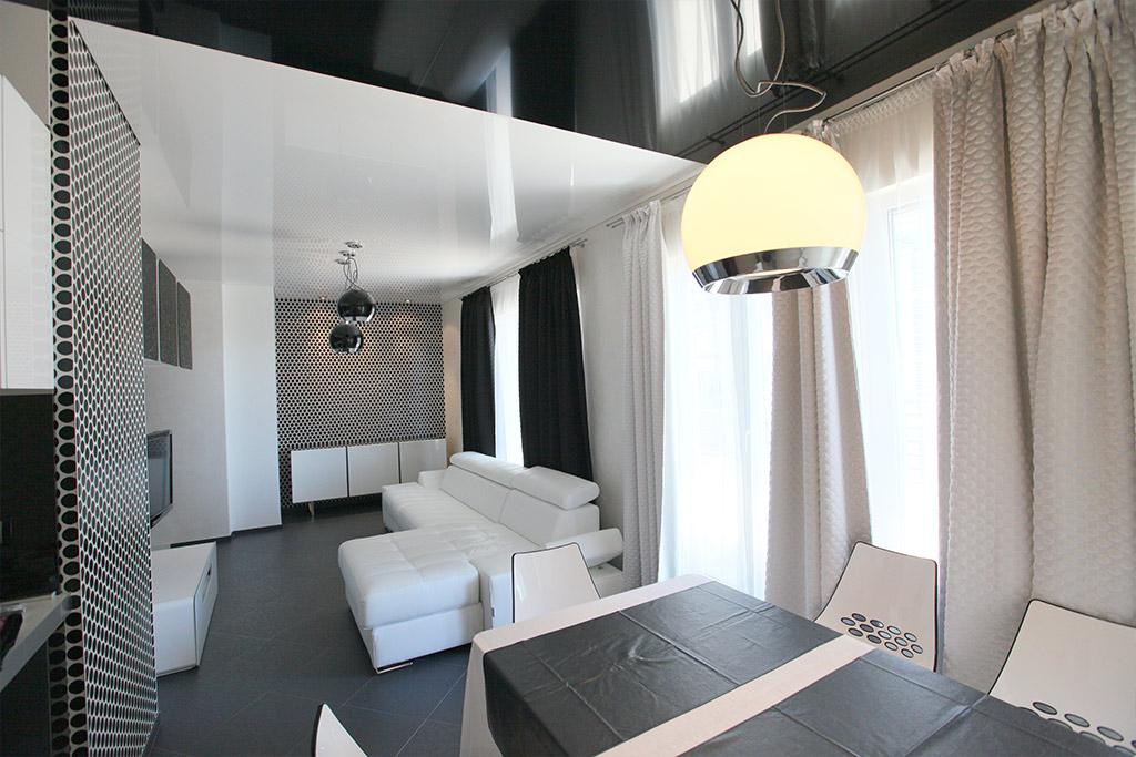 d couvrez des r alisations de plafond tendu et de tissu tendu. Black Bedroom Furniture Sets. Home Design Ideas