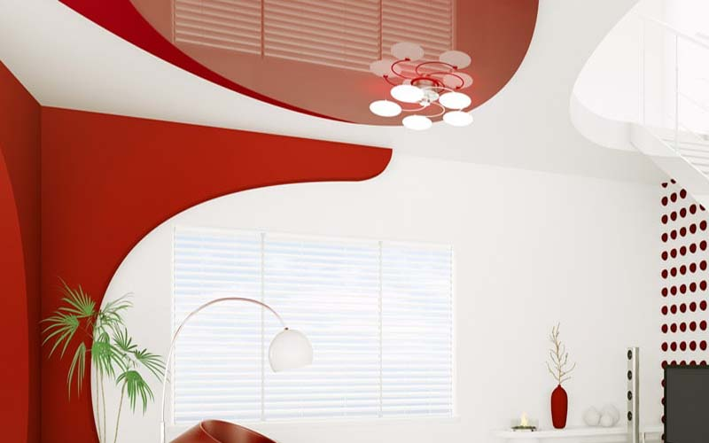 Plafond Tendu En Pvc Ou En Toile Tendue
