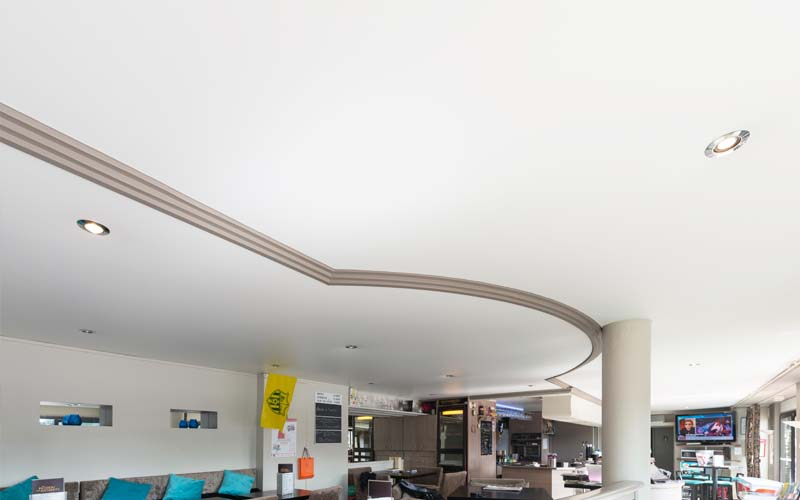 cold stretch ceiling