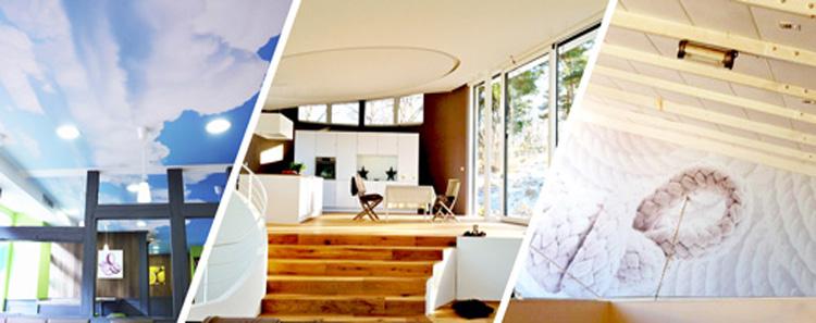 Le Plafond tendu à froid SWALtex : SWAL, la solution pour plafonds ...